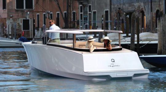 Propulsion de bateaux électriques