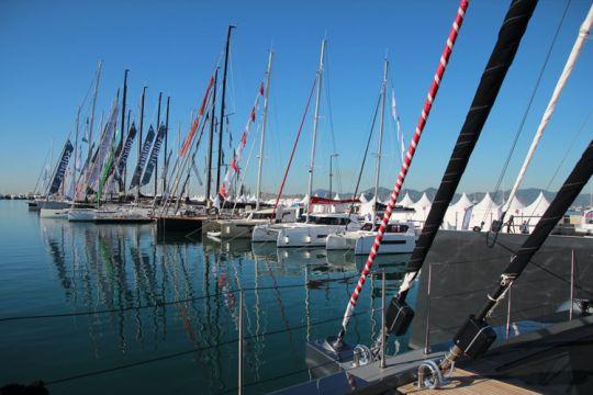 Le nouveau bassin réservé aux voiliers à Cannes 2019