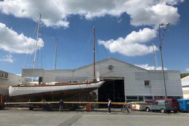 Il cantiere navale di Despierres si trasferirà