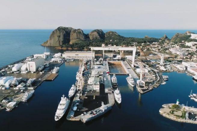 Porto di La Ciotat