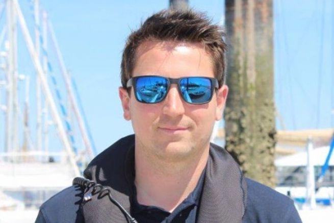 Xavier Vanhecke rileva il porto di Les Minimes