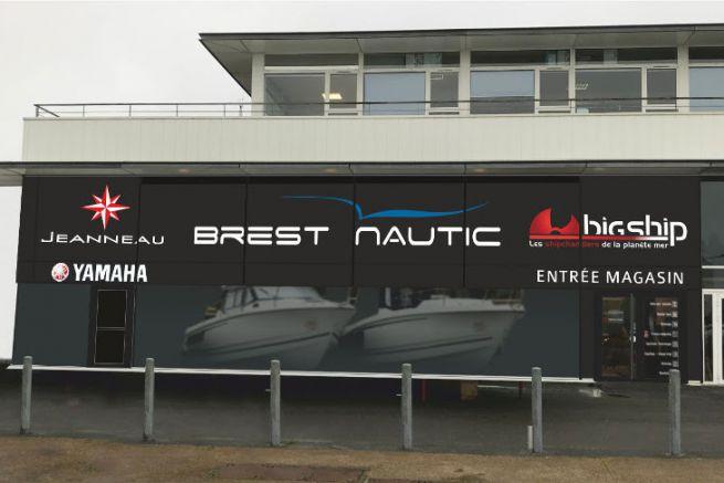 Un nuovo negozio BigShip a Brest
