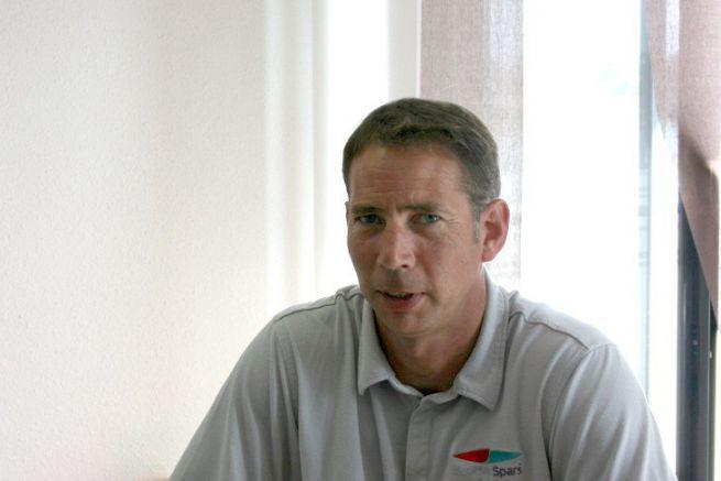 Greg Evrard lascia North Sails per la squadra Corum offshore racing team