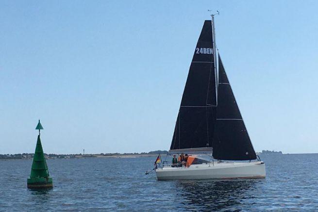 Il Bente 24 ha creato il successo del marchio Bente Yachts