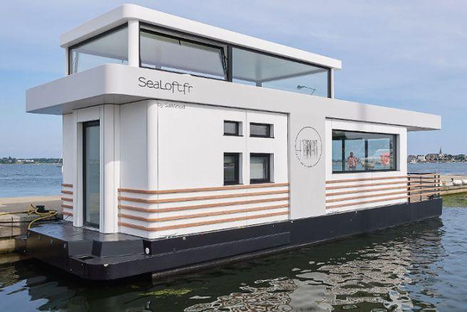 La Sellor compra un Sealoft, casa galleggiante