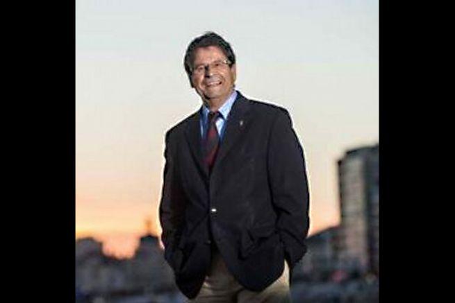Yves Roucher, fondateur d'Alubat et ancien président de la Fédération des Industries Nautiques