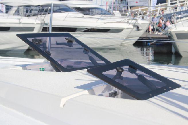 Il produttore di attrezzature nautiche Lewmar si unisce alla Lippert Components