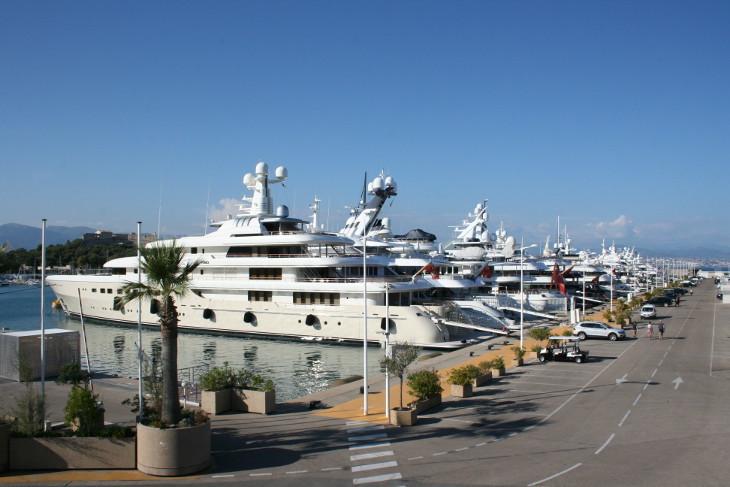 L'Unione Europea cita l'Italia nel settore della tassazione della nautica da diporto di lusso