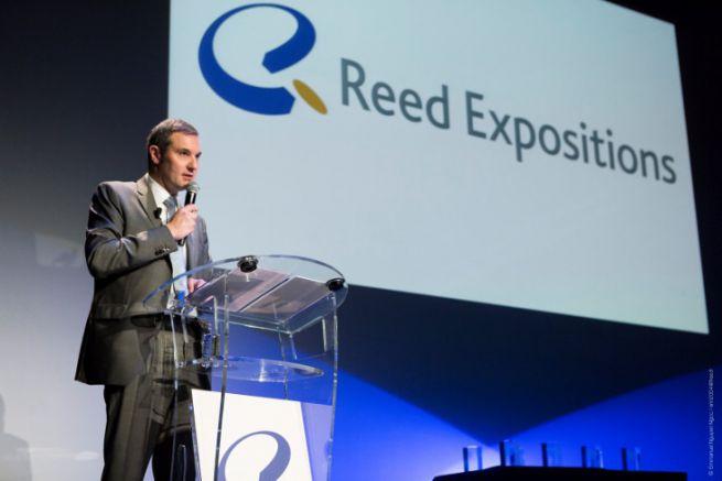 Michel Filzi, Presidente di Reed Expo