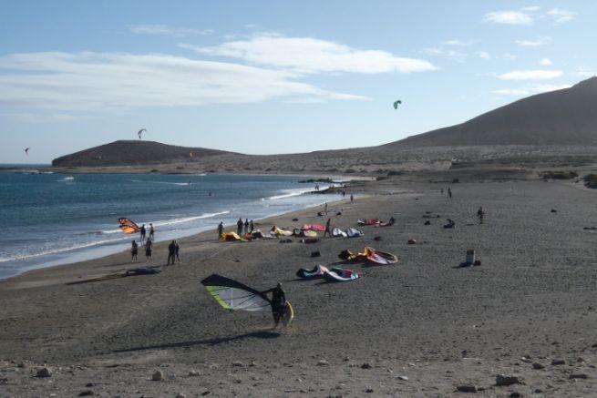 Windsurf e kitesurf nelle Isole Canarie