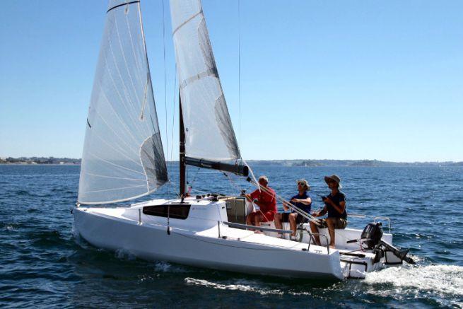 Le barche a vela Seascape sono entrate a far parte del Gruppo Bénéteau nel 2018