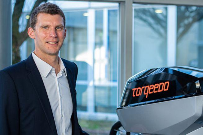 Jochen Engelmann, nuovo vicepresidente di Torqeedo