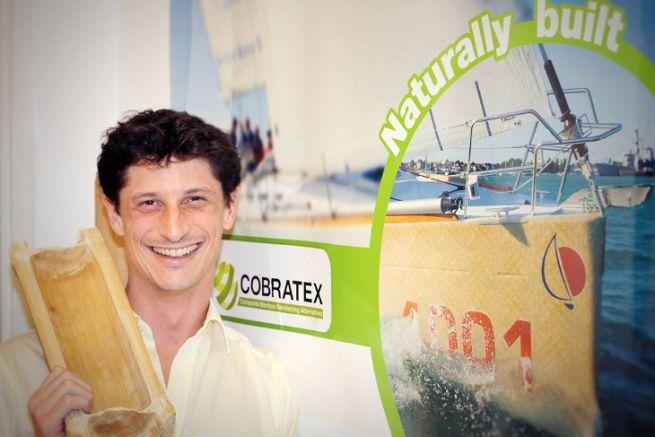 Cobratex, la fibra di bambù vuole affermarsi nell'industria nautica