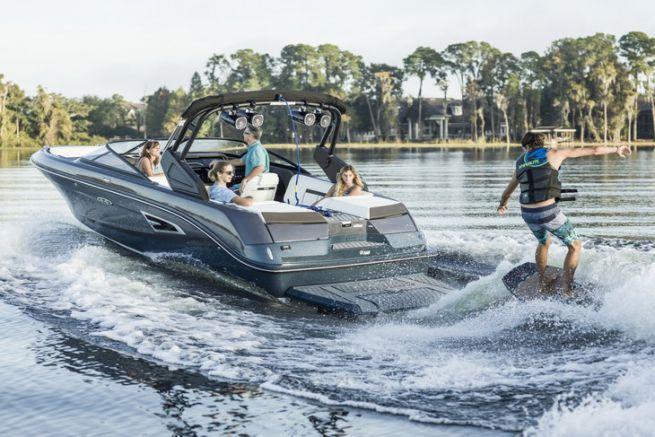 La barca Sea Ray del Brunswick Group