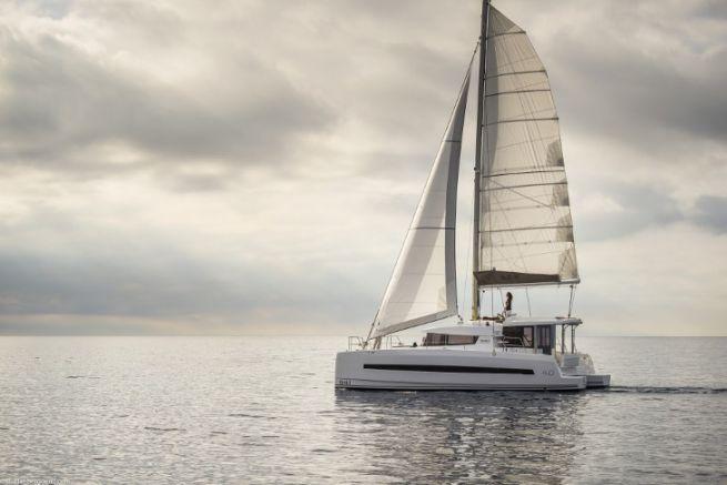 I catamarani dovrebbero resistere meglio agli effetti della crisi di Covid-19