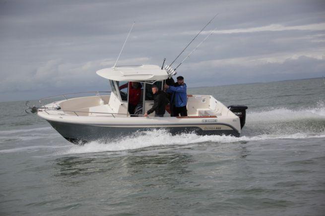 Passeggiata di pesca Abaco d'Ocqueteau