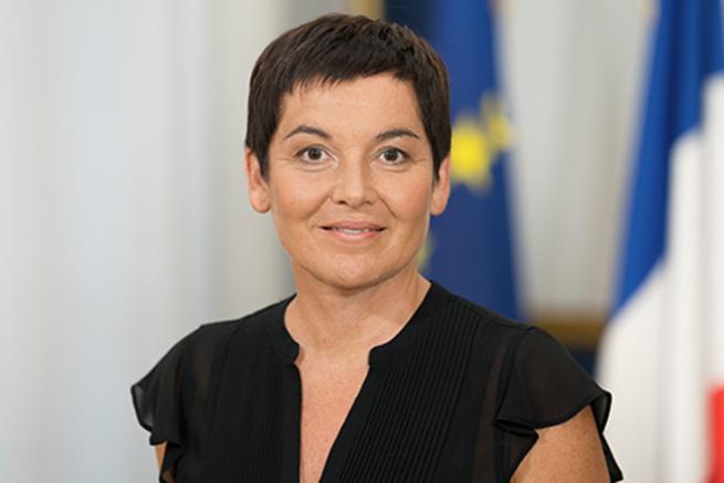 Annick Girardin, il nuovo ministro del mare