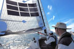Power Sail sul J88 - Oceanvolt
