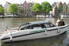 Seatech 30 hybrid star, equipaggiata da Transfluid per l'edizione 2015