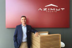 Marco Valle, nouveau directeur d'Azimut Yachts