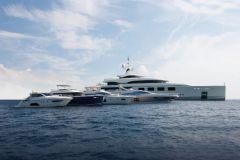 Yachts du groupe Azimut Benetti
