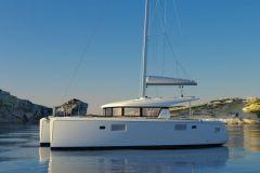 Catamarano Laguna 39 del gruppo Bénéteau