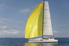 Il Pogo 36 vincitore dello European Yacht of the Year, categoria Fast Cruiser