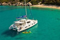 Catamaran de location The Moorings