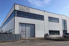 La fabbrica del Grand Soleil Custom