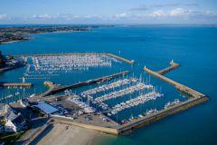 Porto Haliguen, marina di Bretagna