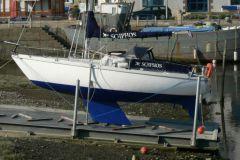 Binic marina carena piattaforma