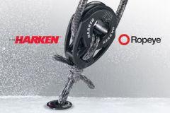 Partner Harken e Ropeye per la distribuzione e lo sviluppo dei prodotti