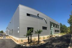 Nuovo stabilimento Resoltech a Rousset