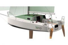 Le Mini 650 durable Loop 650, finaliste du JEC World Innovation Awards