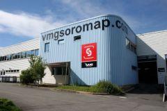 Stabilimento di produzione VMG Soromap