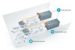Trasmissione elettrica ibrida Volvo Penta IPS