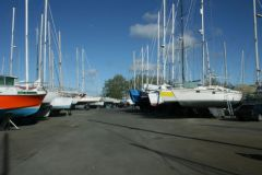 Barche sverniciate