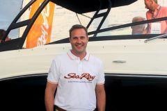 Brad Anderson, CEO de Sea Ray