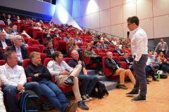 Le Yacht Racing Forum à Lorient a réuni des intervenants prestigieux de la course au large
