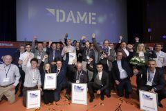 Vincitori del premio DAME Design Award 2018