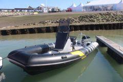 Naviwatt Zen Pro, le lauréat du bateau électrique de l'année 2017