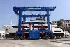 Boatlift produce ponti di varo su misura