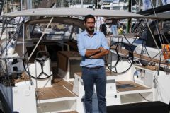 Paolo Serio, Direttore Marketing di Dufour Yachts
