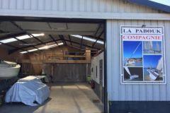 Nuovo cantiere della ditta Pabouk Company