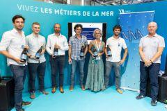 I vincitori del Nina Awards Grand Ouest 2019 al XXL Sea