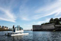 Il progetto Plastic Odyssey si è aggiudicato il Maritime Initiatives Award