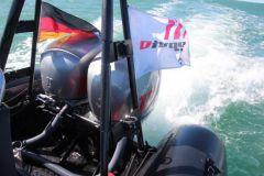 Motore fuoribordo Seven Marine a Boot Dusseldorf