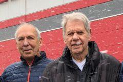 Peter et Olaf Harken, fondateurs de la marque d'accastillage