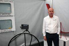 Jacques Leblais, dirigeant de Goiot Systems