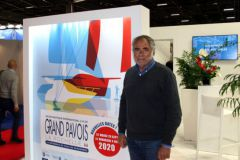 Alain Pochon, Presidente dell'Organizzazione del Grande Pavois